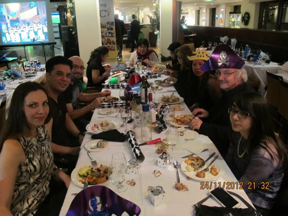 2012 Annual Dinner & Dance