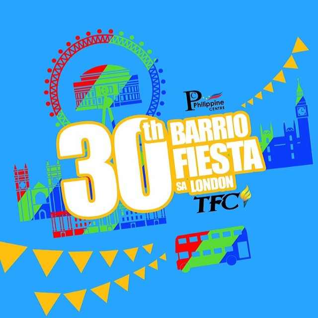30th Barrio Fiesta sa London